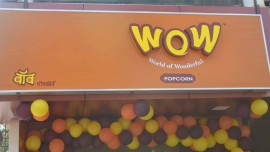 Wow Popcorn Launches in Bandra
