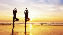 A concoction of deep spirituality with practices- Yoga