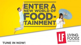 ZEE launches Living Foodz, partners with celebrity chefs