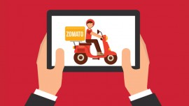 Ola offers ride to Zomato
