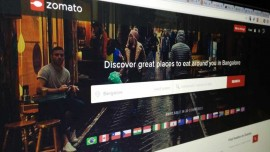Zomato launches
